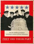 They did their part, the five Sullivan brothers