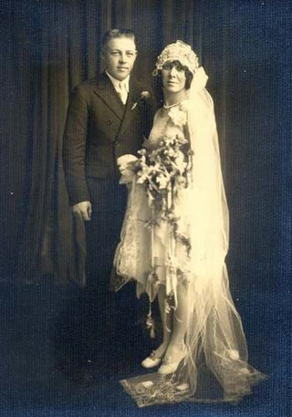 Carl and Mollie Wedding