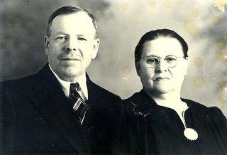 Grandma and Grandpa Knopf