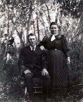 Grandma and Granpa Huck