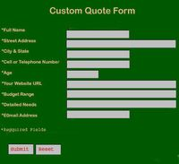 Greencustomquote